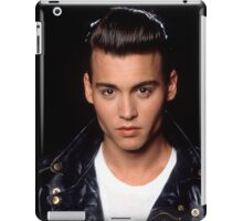 Young Johnny Depp iPad Case/Skin