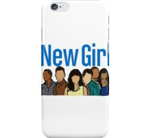 New Girl iPhone Case/Skin