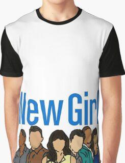 New Girl Graphic T-Shirt