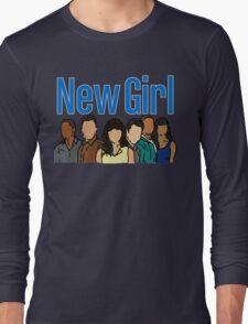 New Girl Long Sleeve T-Shirt