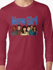 New Girl Long Sleeve T-Shirt
