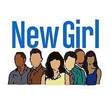 New Girl Photographic Print