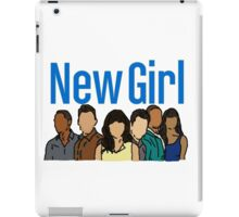 New Girl iPad Case/Skin