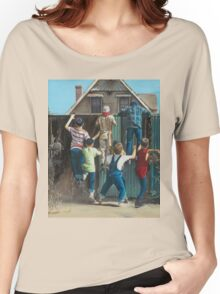 The Sandlot Women's Relaxed Fit T-Shirt