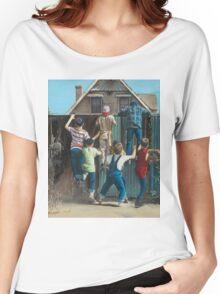 The Sandlot Women's Relaxed Fit T-Shirt