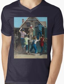 The Sandlot Mens V-Neck T-Shirt