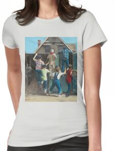 The Sandlot Womens Fitted T-Shirt