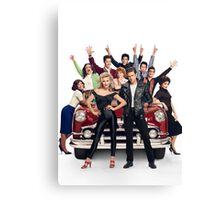 New Grease: Live! 2016  Canvas Print
