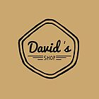 David's Shop - TOTE BAGS by gayrobron
