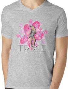 Trixie Mattel Mens V-Neck T-Shirt