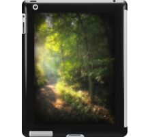 Stay to the left........... iPad Case/Skin