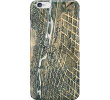 Aurora - Illinois - 1867 iPhone Case/Skin
