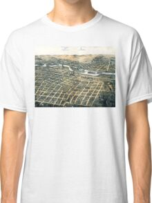 Aurora - Illinois - 1867 Classic T-Shirt