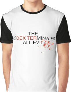 Dexters Codex Graphic T-Shirt