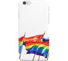 Gay Pride in Reykjavik iPhone Case/Skin
