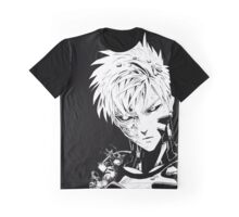 Cyborg Demon Graphic T-Shirt