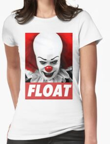 FLOAT Womens Fitted T-Shirt