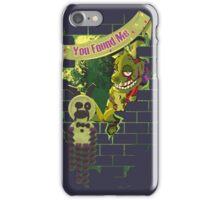 We Love Springtrap iPhone Case/Skin