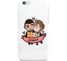Scrapyard Boyfriends (with #Robron banner) - PHONE CASES iPhone Case/Skin