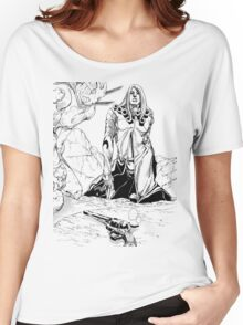 JoJo's Bizarre Adventure - Funny Valentine D4C Women's Relaxed Fit T-Shirt