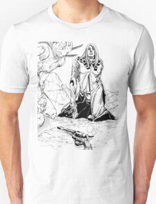 JoJo's Bizarre Adventure - Funny Valentine D4C Unisex T-Shirt