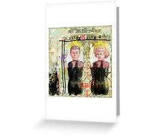 Kissing Booth Greeting Card