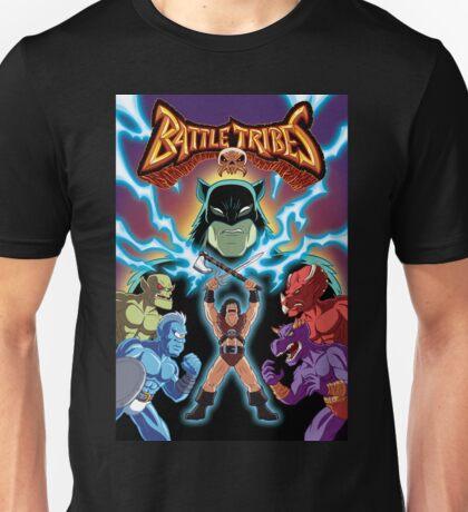 Battle Tribes Illustration  T-Shirt