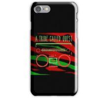 a tribe in tape iPhone Case/Skin
