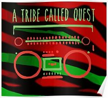 a tribe in tape Poster