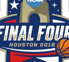 NCAA Men's Basketball Final Four 2016 Sticker