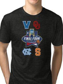 NCAA Men's Basketball Final Four 2016 Tri-blend T-Shirt
