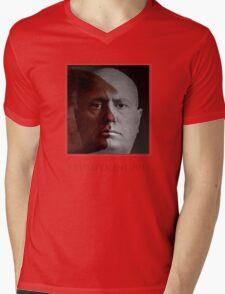 Trumpolini Mens V-Neck T-Shirt