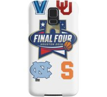 NCAA Men's Basketball Final Four 2016 Samsung Galaxy Case/Skin