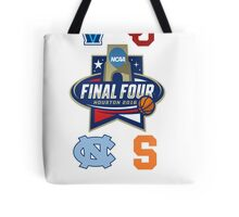 NCAA Men's Basketball Final Four 2016 Tote Bag