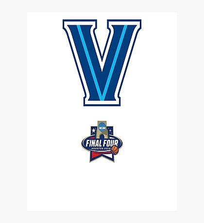 Villanova Wildcats - NCAA Final Four 2016 Photographic Print