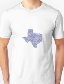Texas - Lilly Pulitzer Unisex T-Shirt
