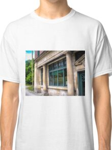 Steady Pillars, Missing Sidewalk Classic T-Shirt