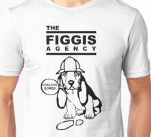 "The Figgis Agency ""FURLOCK BONES"" Unisex T-Shirt"