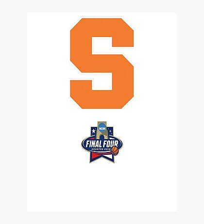 Syracuse Orange - NCAA Final Four 2016 Photographic Print