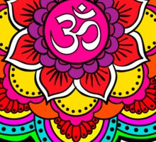 Sacred Geometry for your daily Life- YOGA Sticker
