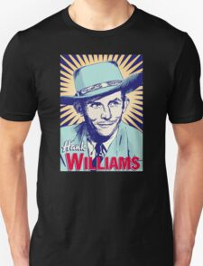 HANK WILLIAMS Country & Western T-Shirt