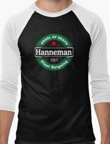 JEFF Hanneman BLACK ANGEL OF DEATH STILL REIGNING Men's Baseball ¾ T-Shirt