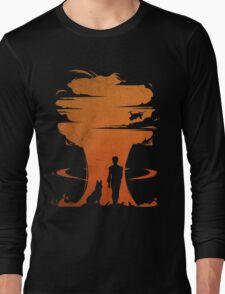 Nuclear war Long Sleeve T-Shirt