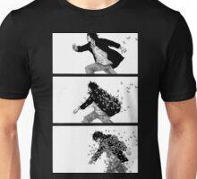 Nijigahara Holograph - Butterflies and Amahiko Unisex T-Shirt