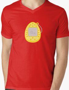 Cute digital pet Mens V-Neck T-Shirt