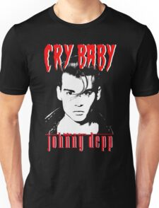CRY BABY - JOHNNY DEPP Unisex T-Shirt