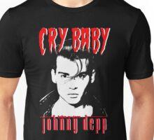 CRY BABY - JOHNNY DEPP Unisex T-Shirt