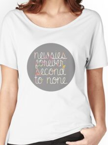 Second to None Women's Relaxed Fit T-Shirt