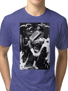 FEAR AND LOATHING IN LAS VEGAS - HUNTER S. THOMPSON JOHNNY DEPP Tri-blend T-Shirt