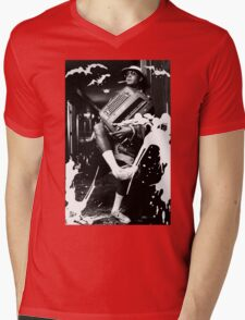 FEAR AND LOATHING IN LAS VEGAS - HUNTER S. THOMPSON JOHNNY DEPP Mens V-Neck T-Shirt